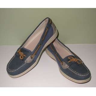 Sperry Dunefish Boat Shoes TOP SIDER Women's US Size 8