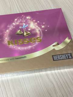 HERSHEY'S Kisses milk chocolate 100g