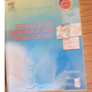 Medical Books: Essentials of Obstetrics and Gynecology