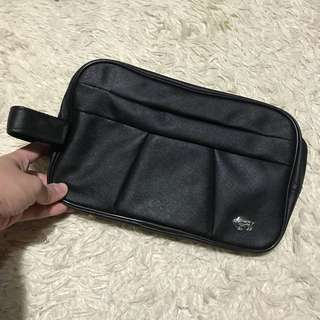 RRJ clutch Black Bag