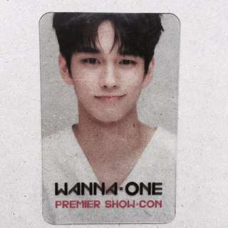wanna one ong seongwoo showcon pc