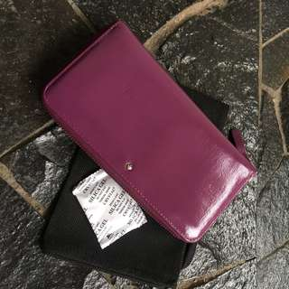 Nego sampai deal, dompet kate spade soft purple