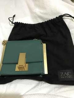 Zac posen loren mini bag