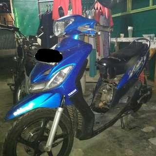 Yamaha Mio 2011 Biru
