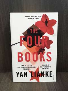 The Four Books - Yan Lianke