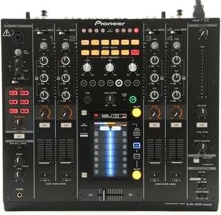 Pioneer DJM-2000 Nexus Professional DJ Mixer