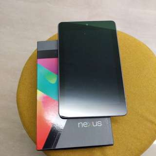 Nexus 7 wifi 16gb 9/10 condition