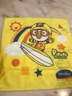Pororo Face Towel