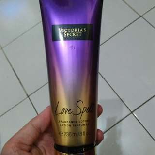 Lotion parfum victoria secret