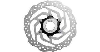 MTB Mountain Bike Shimano 160mm M315 Disc Brake SM-RT10 Center Lock Rotor with Lock Ring 2x - Front and Rear for Hydraulic Brake #Shimano #M315 #SM-RT10 #Disc #Hydraulic #Brake #MTB #Mountain #Bike