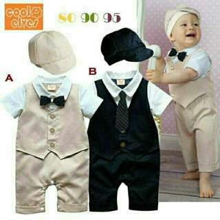 SALE! Baby Boy Formal Suit with Hat