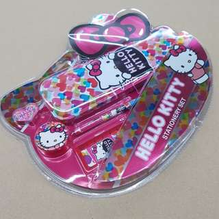 Hello kitty stationery