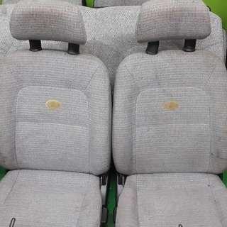 Seat Mira J