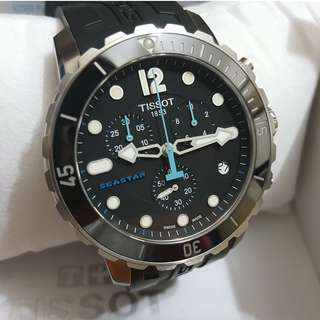 Tissot Seastar 1000 Swiss Watch