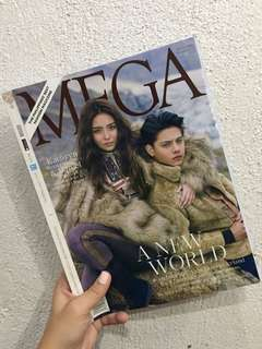 Kathniel Ice Land Mega magazine Special Issue 2016
