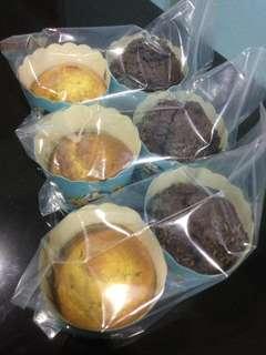 Muffin Chocolate/ Vanilla