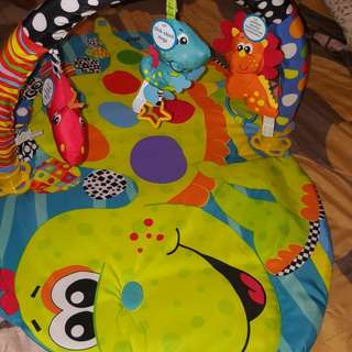 Playgro Dino Activity Gym for baby