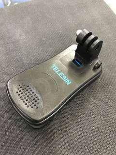 Telesin Bacpac Clip 360 - For GoPro Hero 6 Black
