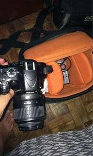 nikon dlsr D5100 camera