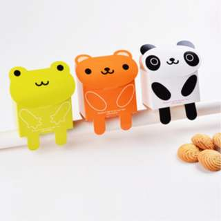B025-27 Frog Panda Bear Gift Box