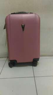 """18"""" koper / fibercase - hardcase luggage"""