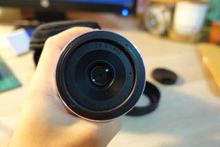Sigma 30mm f2.8 DN lens for sony E-mount cameras