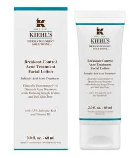 Breakout Control Blemish Treatment
