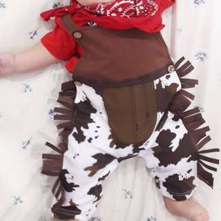 Baby Cowboy Set