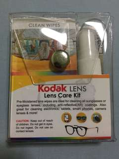 Kodak lens care kit