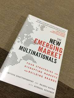 The New Emerging Market Multinationals