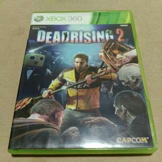 DEADRISING 2 video game disc