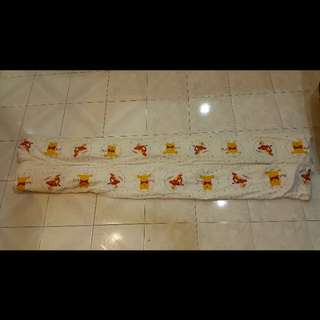Winnie The Pooh Baby Cot Bumper