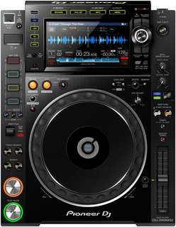 Pioneer CDJ-2000NXS2 Professional Multi Player