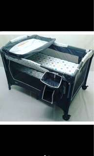 Playpen preloved (4 month used)