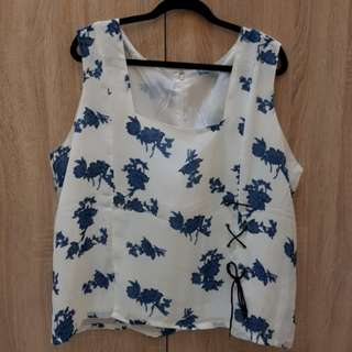 Tank Top Big Size Clothing