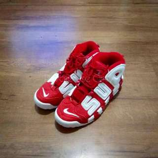 (Limited) Supreme x Nike Air More Uptempo