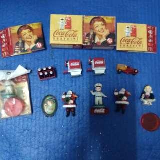 懷舊日本 可口可樂 玩具