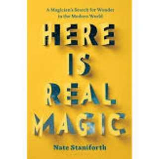 eBook - Here is Real Magic by Nate Staniforth