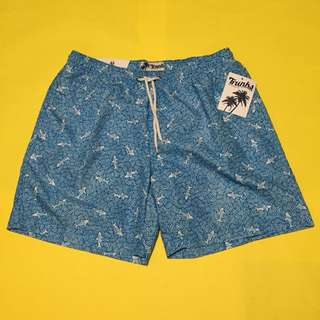 The Shark Swim Shorts