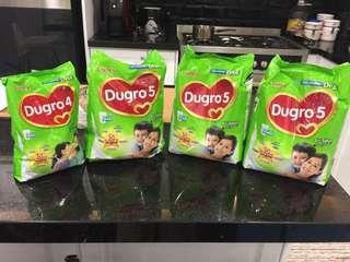 Dugro 4 and 5