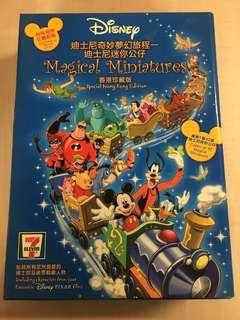 迪士尼奇妙夢幻旅程 - 迪士尼迷你公仔套裝
