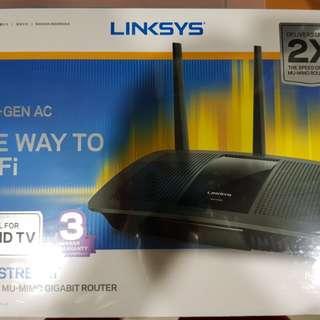 WTS BNIB Linksys EA7500 AC1900 router