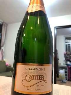 Champagne Cattier Icone