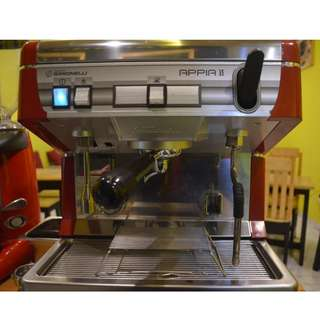Mesin Kopi Espresso Nouva Simonelli (Full Set + Grinder Compak K6)