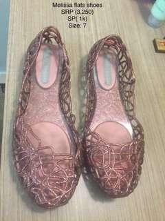 Melissa Campana Ballet Shoes
