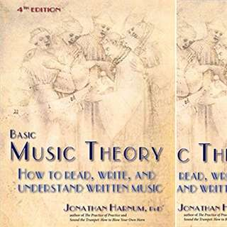 Basic Music Theory by Jonathan Harnum
