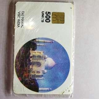 印度電話卡