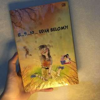 Novel Preloved. 8..9..10.. Udah belom?! by Laurentia Dermawan (Gramedia)