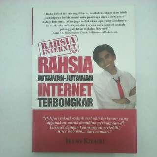 Rahsia Jutawan2 Internet Terbongkar - Irfan Khairi