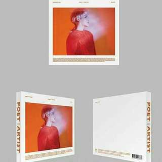 Pre-order Jonghyun Poet | Artist Album